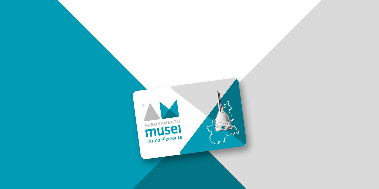 tessera abbonamento torinomusei Associazione Torino Città Capitale