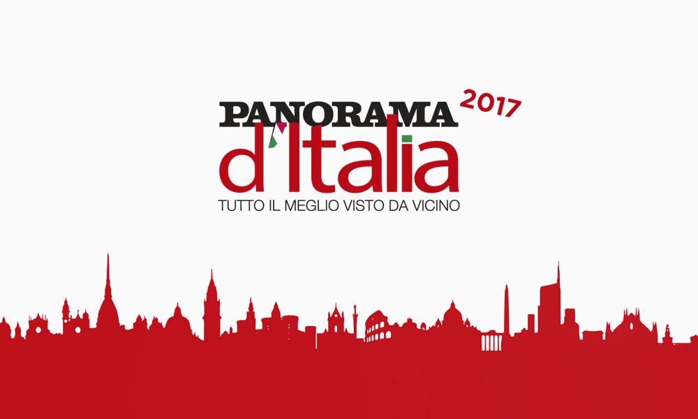 Logo evento Panorama d'Italia 2017