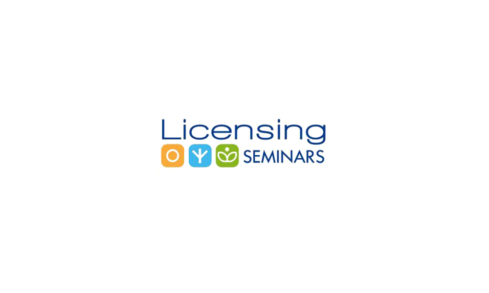 Logo evento Licensing seminars