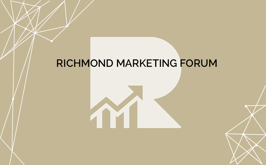 Logo dell'evento Richmond Marketing Forum