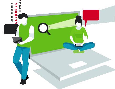 Customer journey - Web & Social Monitoring