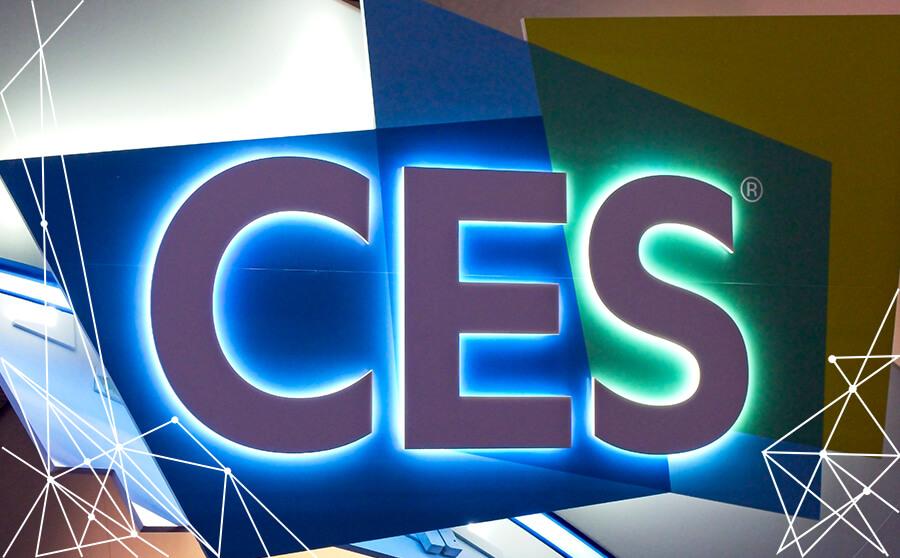 Logo del CES 2019, sempre più fiera di innovaione anche nella customer experience